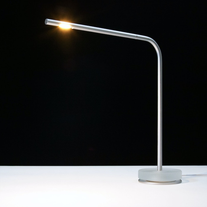 A small-scaled LED task lamp. Powered by your laptop or any USB jack.
