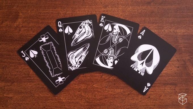 Death - Spades