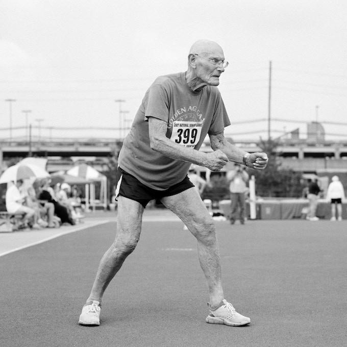 Seymour, 88, high jumper. Kentucky. 2007.