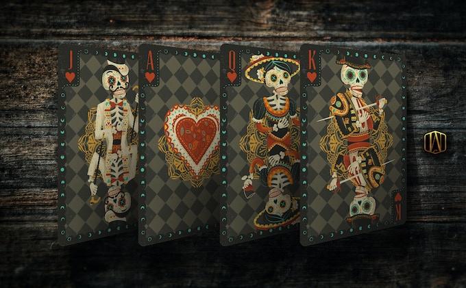 Fuego! - Luna Deck Hearts
