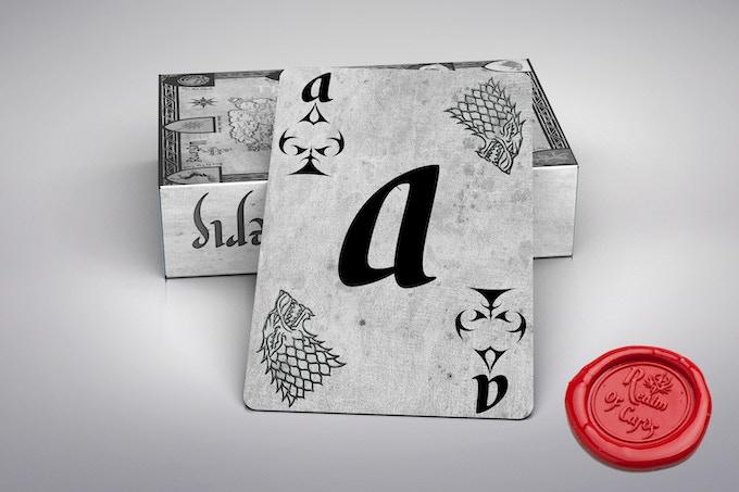 Ace of Spades - Stark
