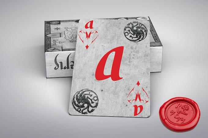 Ace of Hearts - Targaryen