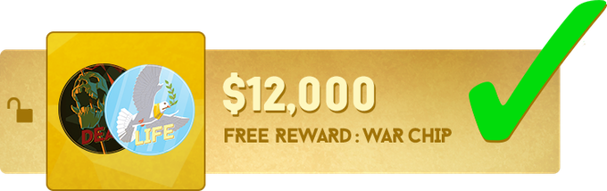 This goal is achieved! Now every WOM CLASSIC has a WAR chip!