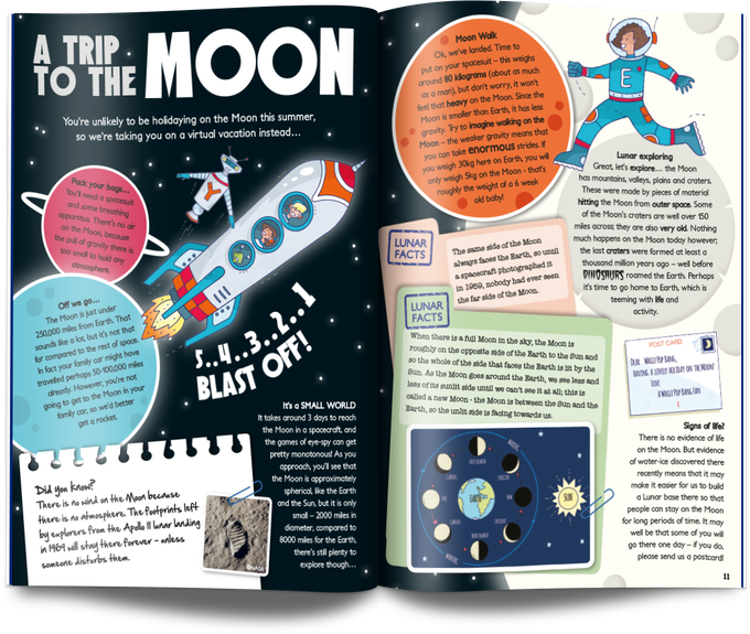 Design Science Journal Cambridge: Whizz Pop Bang: An Awesomely Amazing Kids' Science