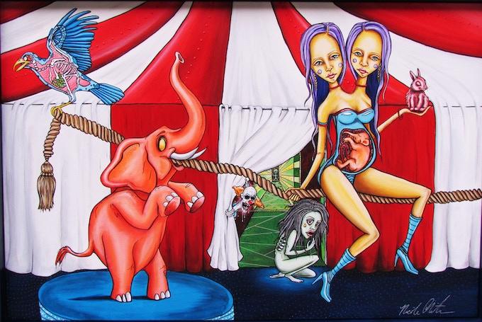 Cirque du Horreur (Circus of Horrors)