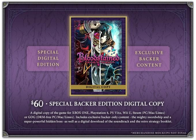 Bloodstained: Ritual of the Night by Koji Igarashi — Kickstarter