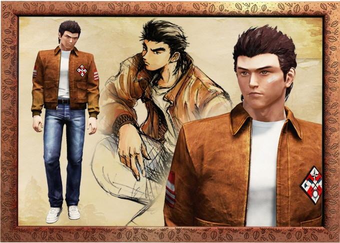 Ryo - On a journey to avenge his father.