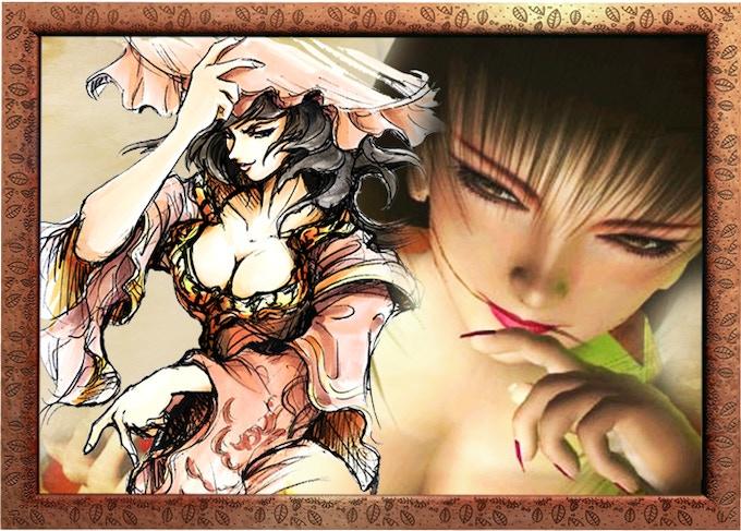 Niao Sun - Deadly siren of the Chi You Men