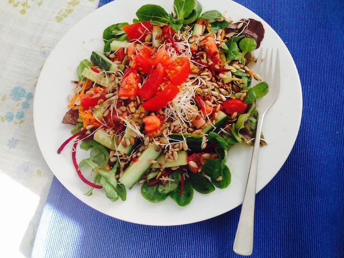 De Zoete Biet Salade!!