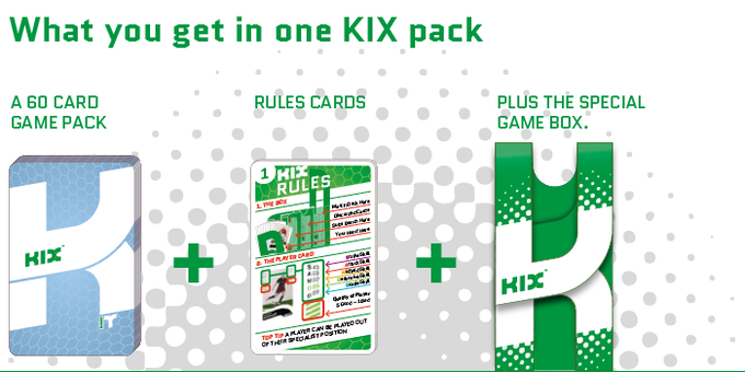 Includes a 60 card pack, Rules and Special box