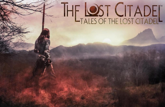 Tales of the Lost Citadel poster