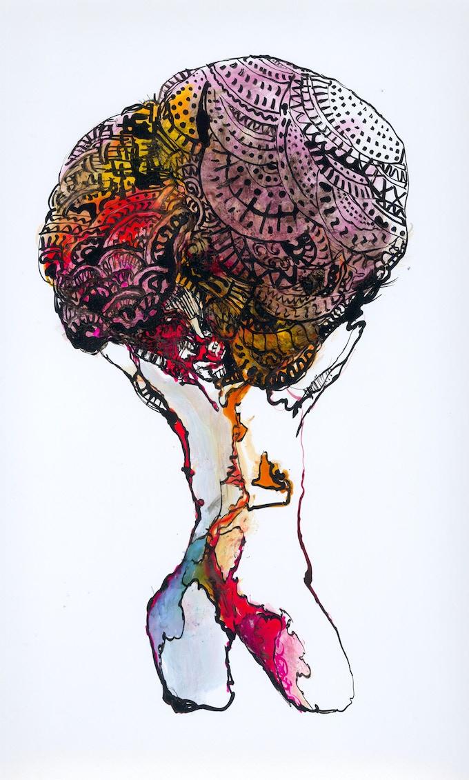 art by Gaetano Costa & Philippe Berson: The Stone