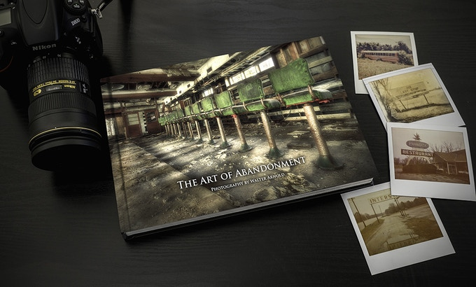 The Art of Abandonment Photo-Book