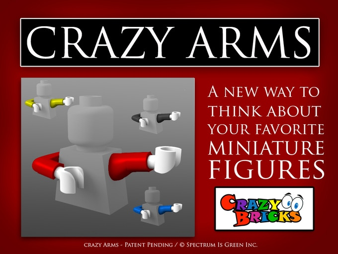 """Καινούργια """"χεράκια"""" από την CrazyBricks 27cc2b10c6bbb8352307abcd3befd84a_original"""