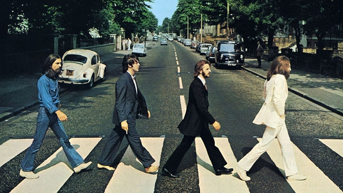 Recording at Abbey Road - zebra crossing photos will be mandatory!
