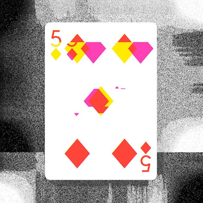 GLITCH 2.0 // Diamond 5