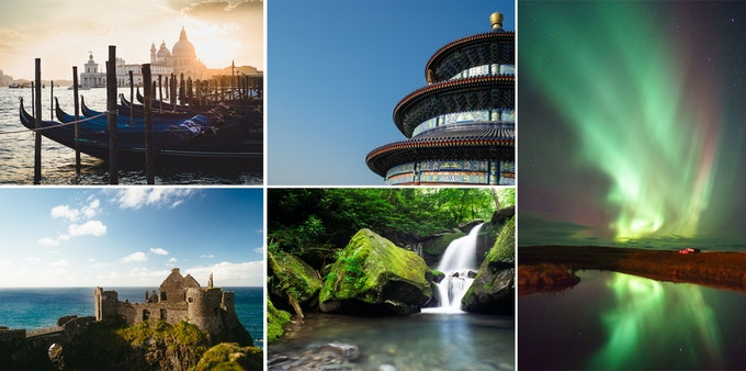 Some of our favorite images taken on our travels around the world.