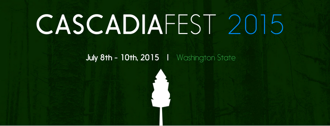 We're partnering with CascadiaFest!