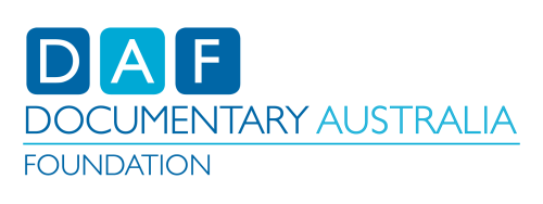 A 'DOCUMENTARY AUSTRALIA FOUNDATION'  ACCREDITED FILM