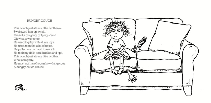 Children's book of Poems & Drawings by Ken Higginson by