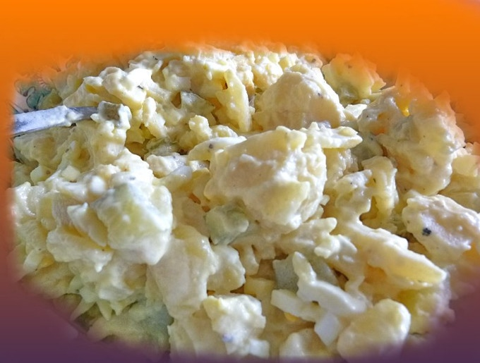 potato salad - soo delicious