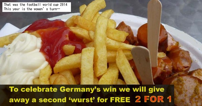 currywurst - food-on-the-go-a-la-carte