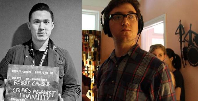 Robert Cauble (cinematographer) and Alex Inglizian (sound)