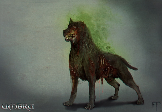 Zombie WarDog - FREE Kickstarter Exclusive for Those at Monk or Higher!