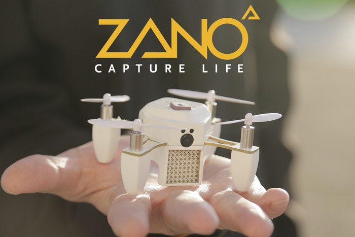 Autonomous Intelligent Developable Meet ZANO The Worlds Most Sophisticated Nano Drone