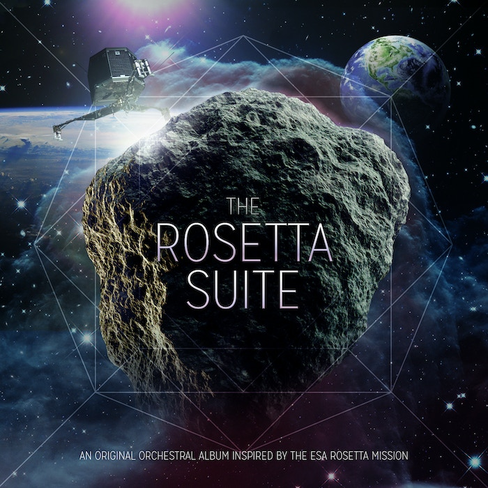 Be a part of a musical celebration inspired by the recent success of the ESA Rosetta space mission. Help me release it as an album!