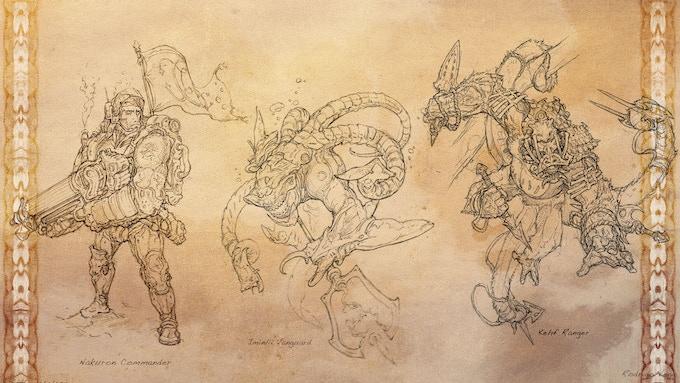 nakuron, jminlii, and the kehf