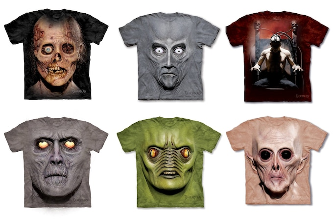 Creature Ts from the $93 Reward