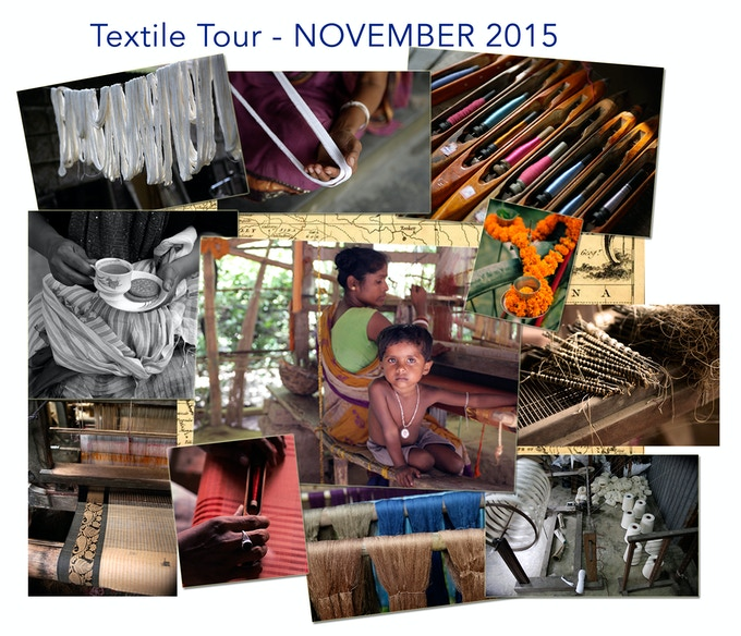 Explore this beautiful world of handloom!