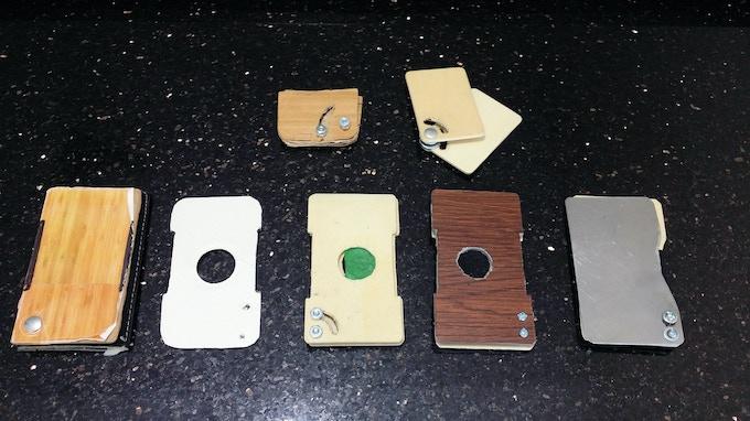 Initial Prototypes