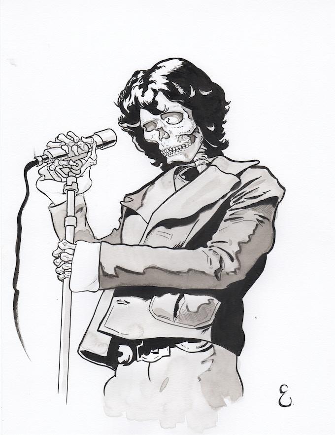 Michael Ellis (concept for Morrison)