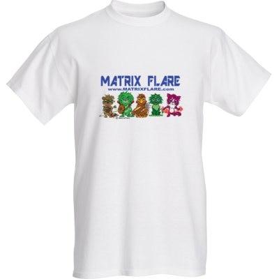 Matrix Flare Character T-Shirt