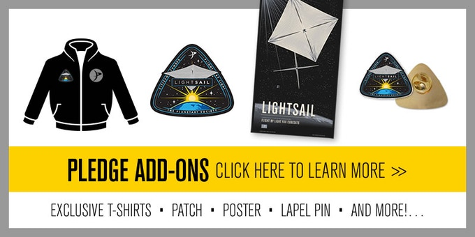 Click here for LightSail Add-Ons.