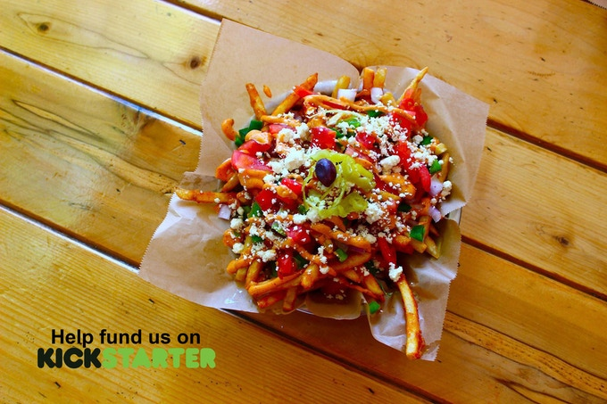 Gift card rewards to use on delicious items like our Street Cart fries!