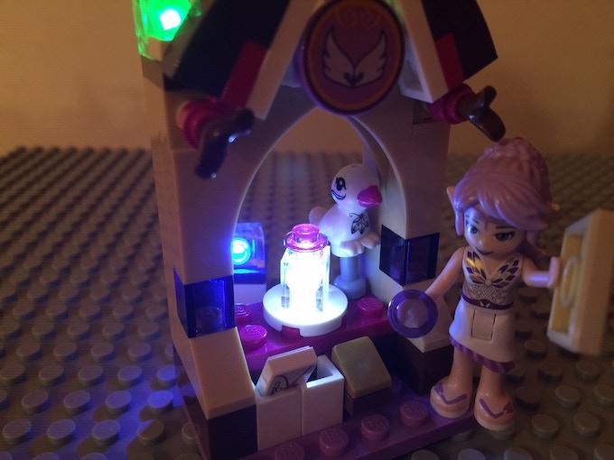 LEGO® Fairy kit with (3) i-Brix!