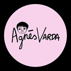 Special Edition AGNES VARDA sticker designed by YEN TAN