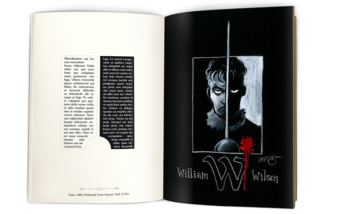 W is for William Wilson