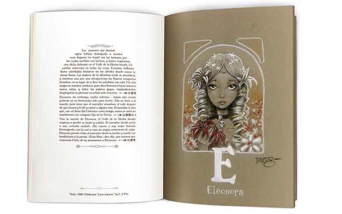 E is for Eleonora