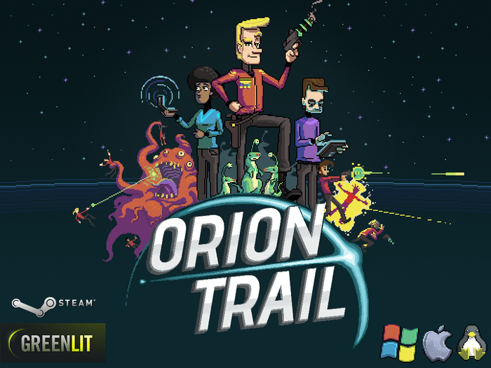 Orion Trail by Schell Games » Free Content Update, Captain Forever