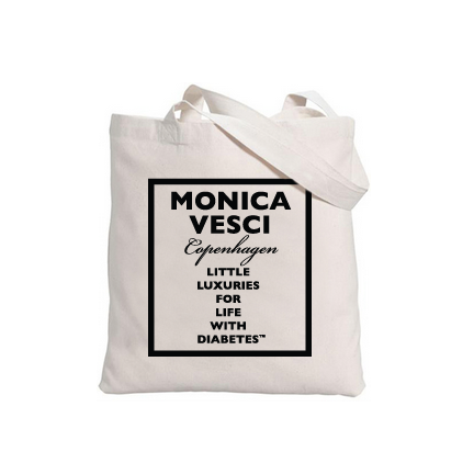 Signature Logo Cotton Tote Bag