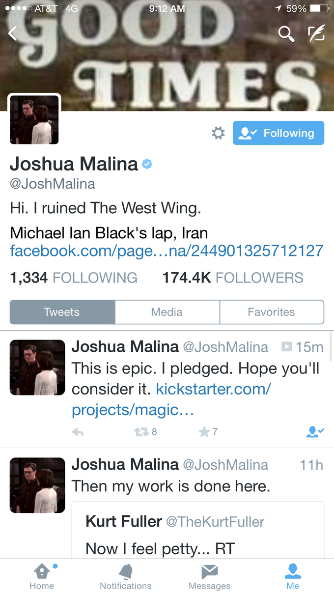 Josh! You're awesome. Thanks so much for the support!
