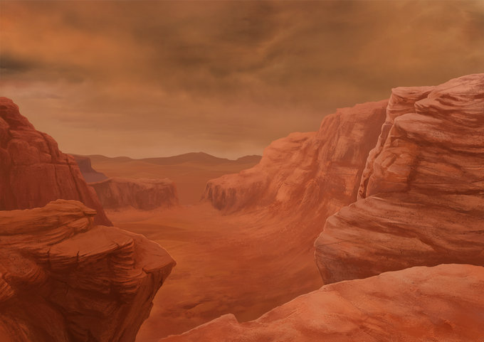 Higher ground will provide the best possible tactical advantage, maybe you can wait for your pursuers at this spot?