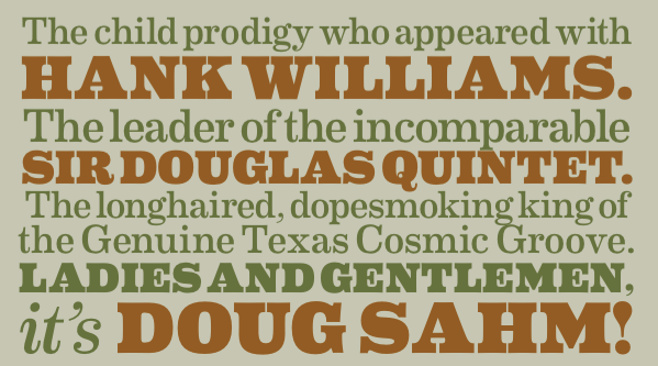 Sir Doug & The Genuine Texas Cosmic Groove, Featured in Uncut