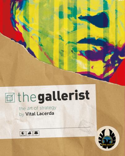 The Gallerist: Box Cover