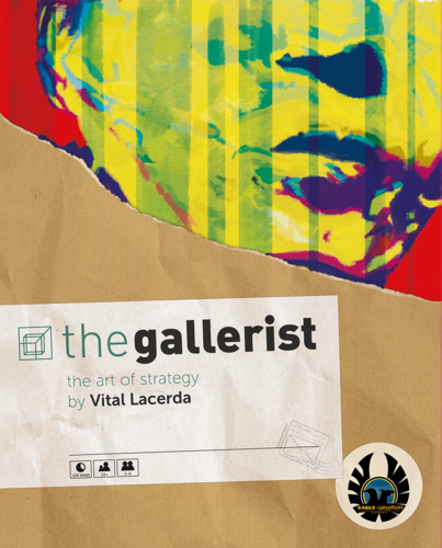 The Gallerist (T.O.S.) -  Eagle Gryphon Games