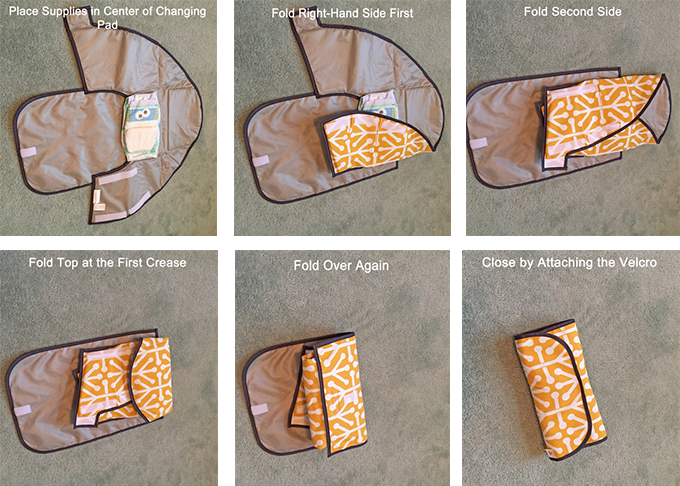 The Clean Hands Changing Pad Snoofybee By Michael Perry Kickstarter